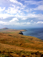 From Geokaun Mountain, Fogher Cliffs, Valentia Island